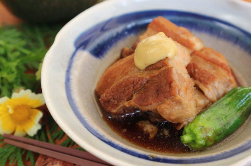 【ノンストップ】豚バラスライスの角煮風のレシピ!ESSE【7月21日】