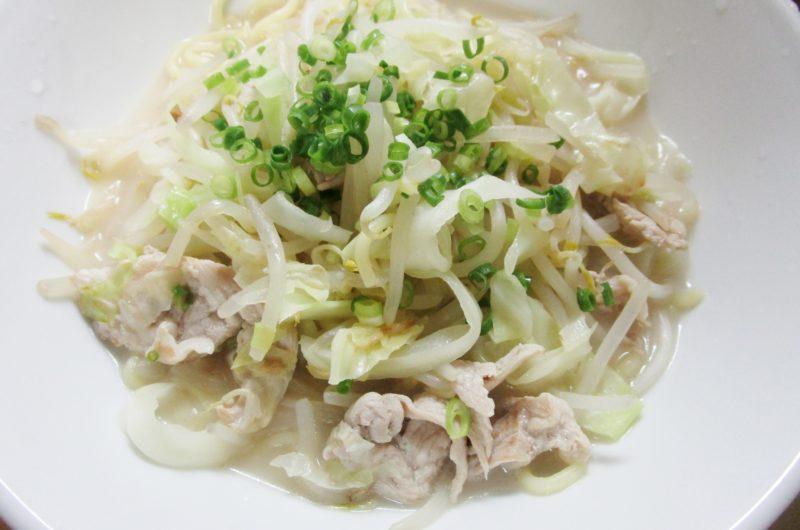 【ノンストップ】ねぎだくスタミナ冷やし麺のレシピ!ESSE【7月29日】