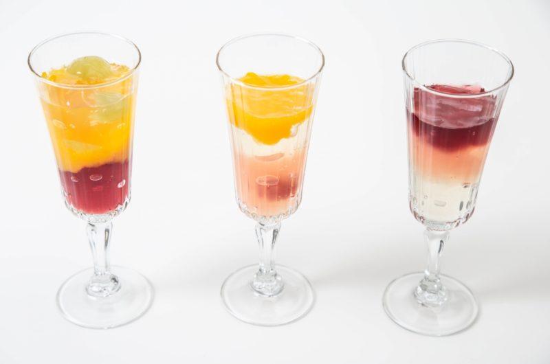 【ノンストップ】桃の炭酸ゼリードリンクのレシピ!ESSE!クラシル【8月19日】