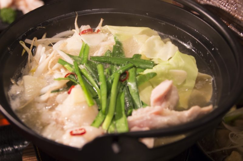 【ヒルナンデス】なんちゃってモツ煮込み麺のレシピ!浜名ランチ!サイコロレストラン【11月12日】