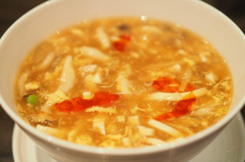 【土曜はナニする】超ヘルシー サンラータンスープのレシピ!ベジ飯レシピ【11月7日】