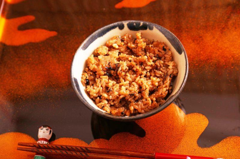 【土曜はナニする】悪魔風炊き込みご飯のレシピ!ベジ飯レシピ【11月7日】