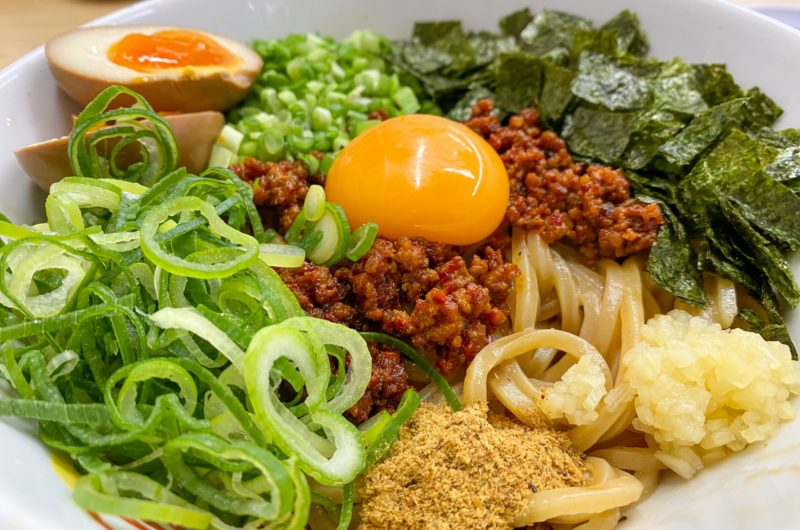【ヒルナンデス】中華風汁なし旨辛混ぜそばのレシピ!別府!サイコロレストラン【11月12日】