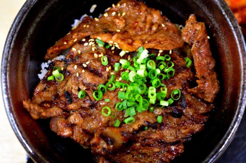 【ノンストップ】牛ネギ丼のレシピ!ESSE【月日】