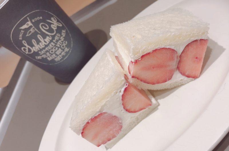 【スッキリ】フルーツサンドのレシピ!sio 鳥羽周作!みんなの食卓【12月8日】