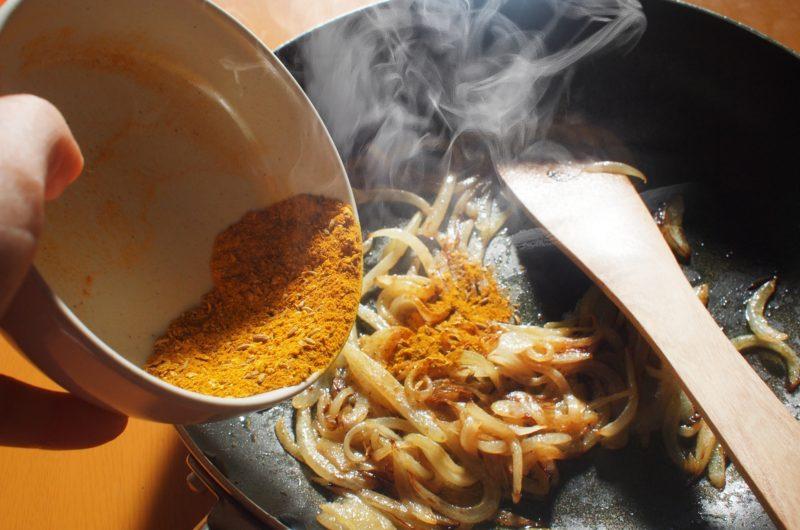 【ノンストップ】鶏とカリフラワーのカレー炒めのレシピ!笠原将弘!ESSE【12月7日】