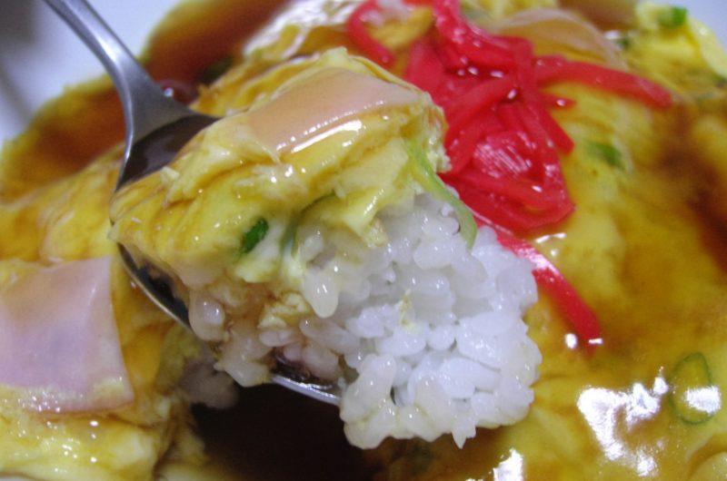 【グッとラック】とろろ雪見天津飯のレシピ!ギャル曽根【1月14日】